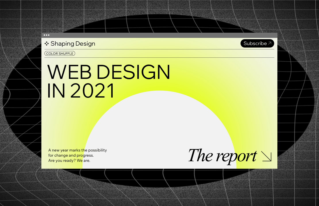 Thumbnail for Web Design in 2021: What to Expect