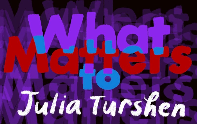 Thumbnail for What Matters: Julia Turshen on Moving Through the World With More Hopefulness Than Hopelessness