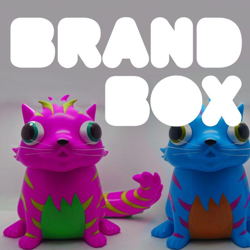 Thumbnail for BrandBox: Art, Design and NFTs—WTF?