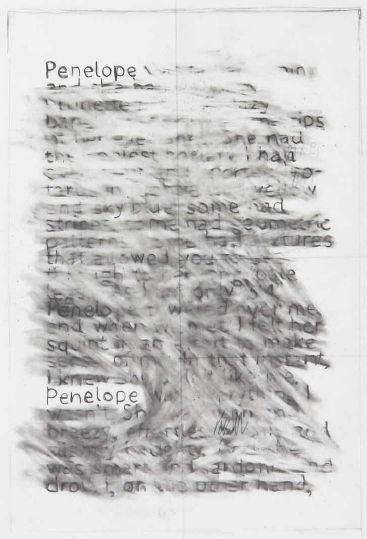 "Thumbnail for Debbie Millman's ""Penelope""—a Visual Essay"