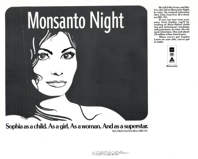 Thumbnail for The Glaser Nobody Knows: Milton's 'Monsanto Night' Celebrity Portraits