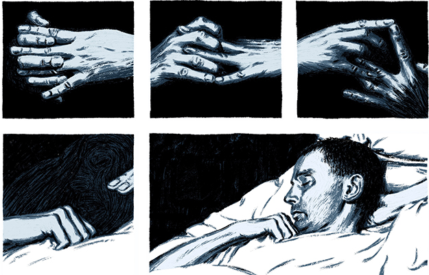 Thumbnail for The Daily Heller: Death Imitates Life (and Art)