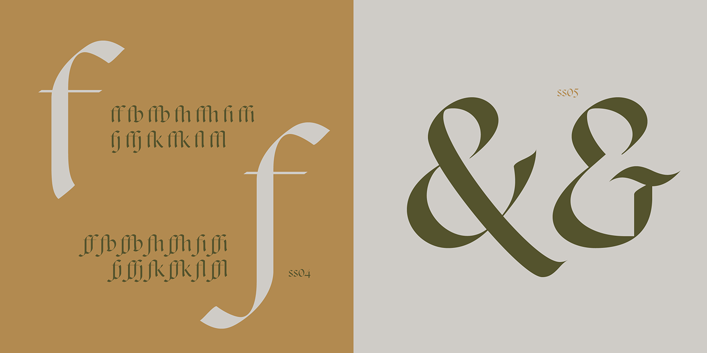 Thumbnail for Type Tuesday: Ulalong Is The Elegant Font You've Been Searching For