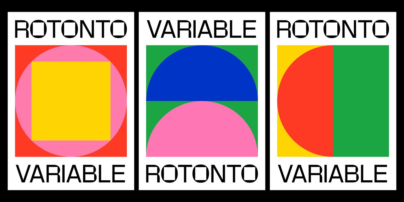Thumbnail for Type Tuesday: Rotonto Thinks Outside The Box