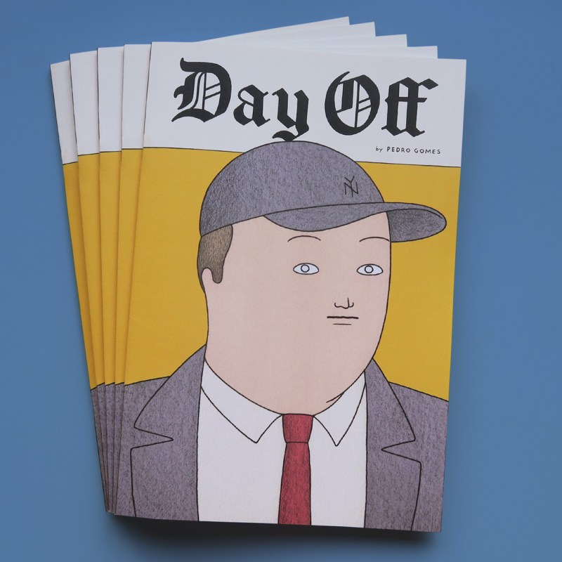 Thumbnail for Take A Day Off and Read 'A Day Off'