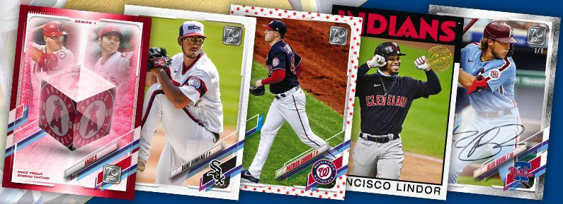 Thumbnail for Topps Gets Into the NFT Game