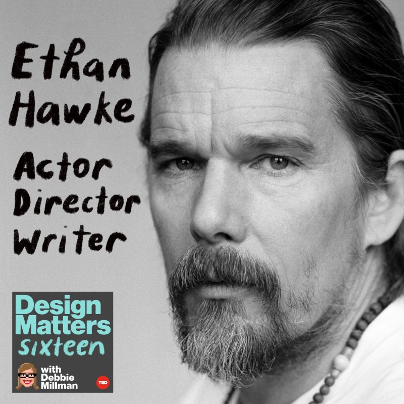Thumbnail for Design Matters: Ethan Hawke