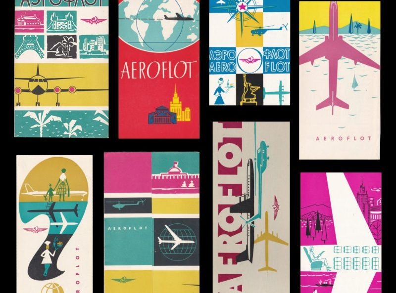 """Thumbnail for 30+ Inspiring Pieces of Midcentury Print Design From the Excellent New """"Design Reviewed"""""""