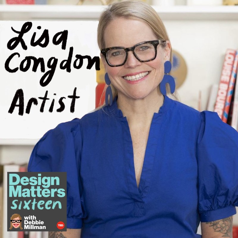 Thumbnail for Design Matters From the Archive: Lisa Congdon