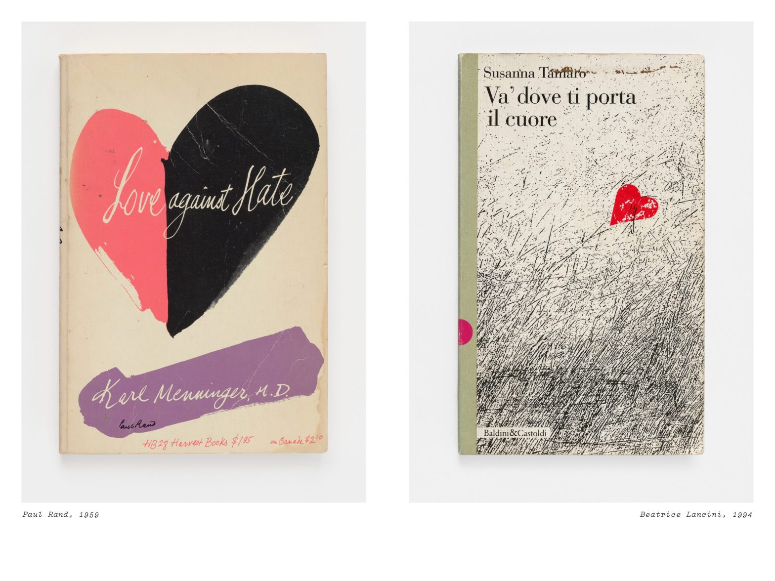 Thumbnail for The Daily Heller: Heartfelt Design for Designers with Heart