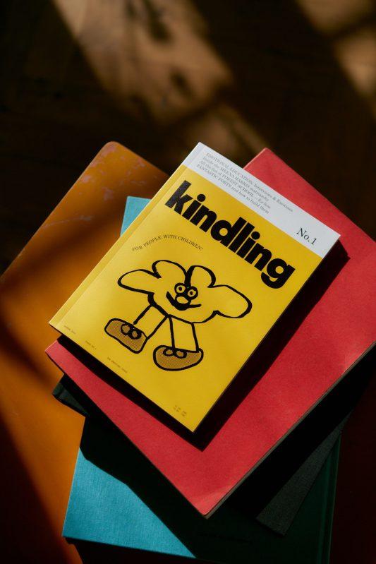 Thumbnail for Kinfolk's New Magazine Kindling Isn't Your Standard Handbook For Raising A Family