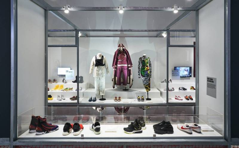 Thumbnail for Unleash Your Inner Sneakerhead At The Design Museum's Latest Exhibit