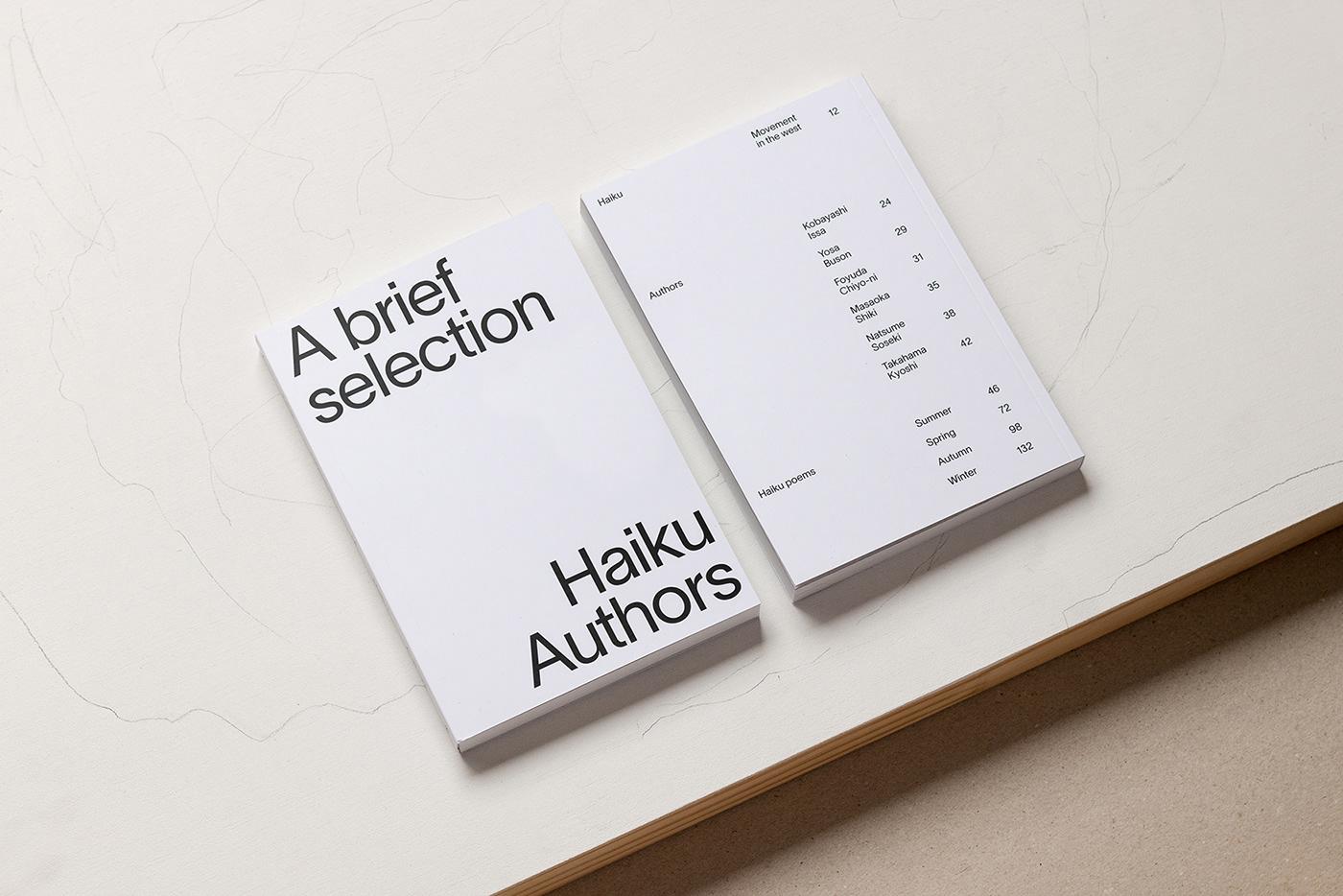 Thumbnail for 'A Brief Selection of Haiku Authors' Keeps It Just As Minimal As Its Namesake
