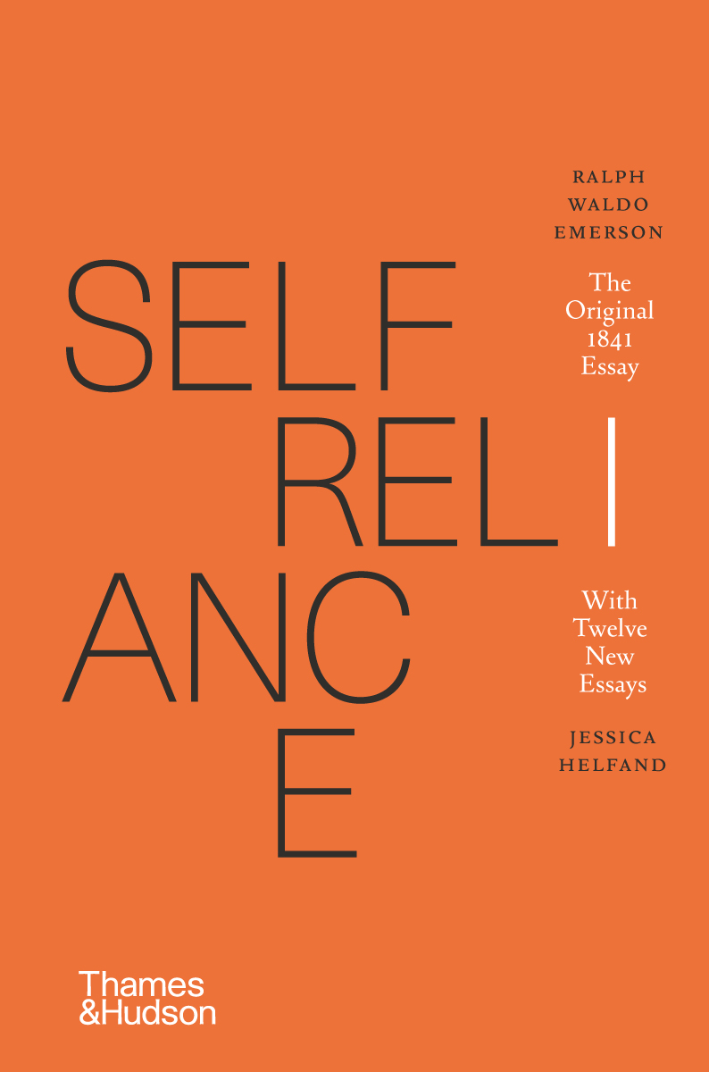 Thumbnail for The Daily Heller: Designing the 'I' in 'Self-Reliance'