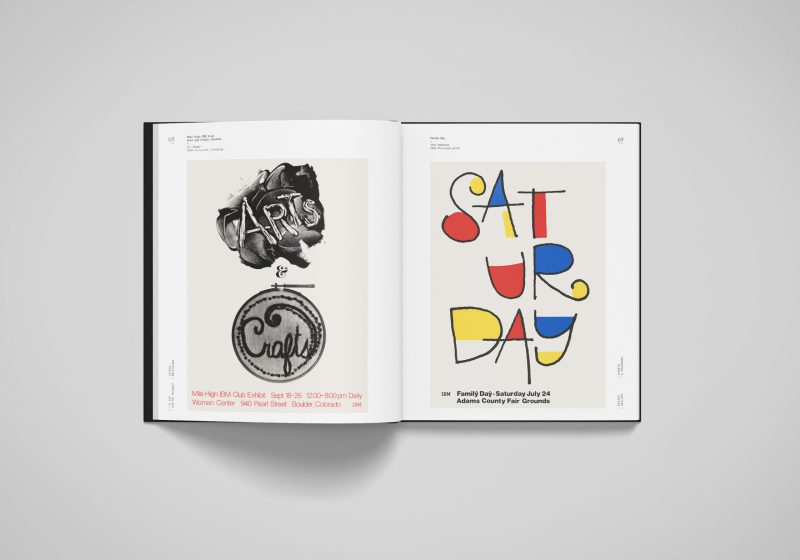 Thumbnail for The IBM Poster Program: Visual Memoranda by Robert Finkel and Shea Tillman