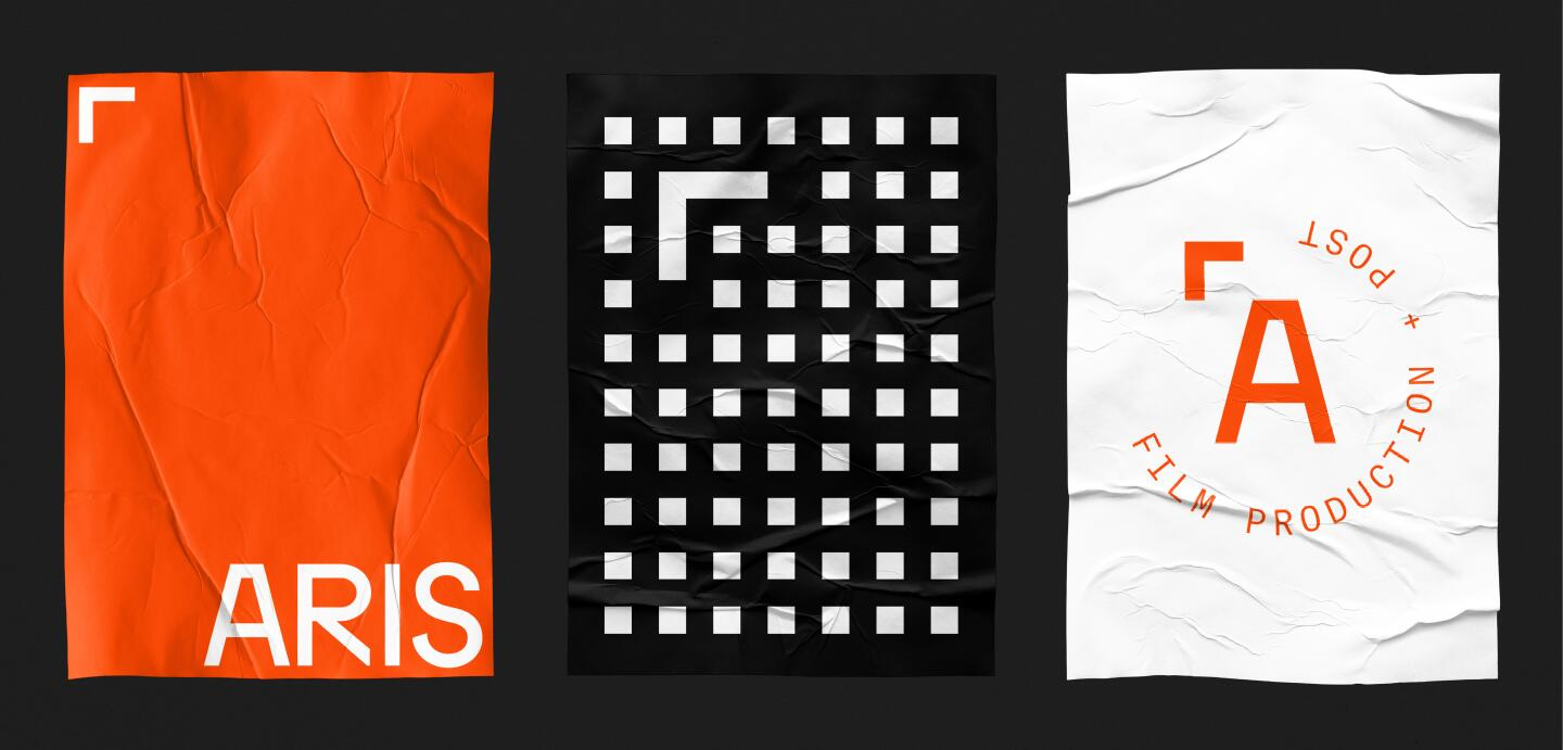 Thumbnail for Aris' New Branding Uniquely References The Distinctive Visual Language Of Film Production