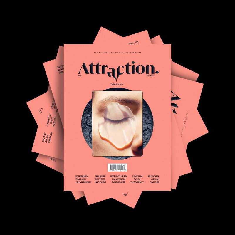 Thumbnail for Attraction Magazine 002: The Director Issue