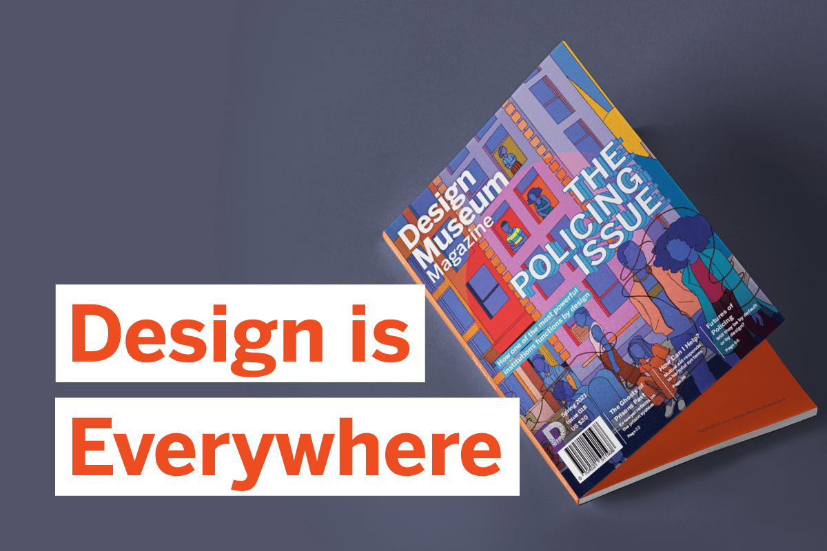 Thumbnail for What Role Does Design Play in Policing?