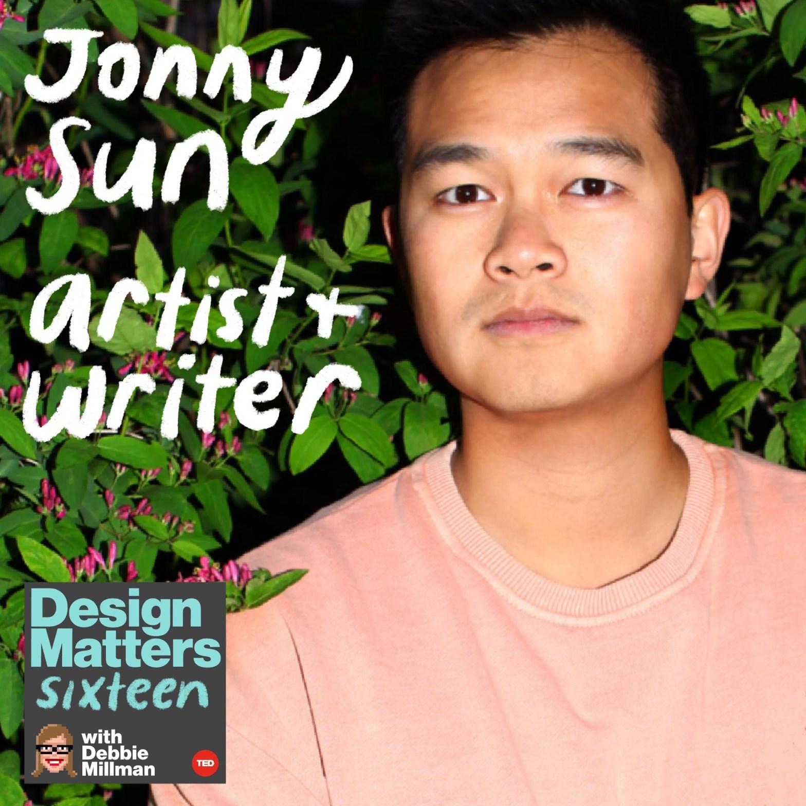Thumbnail for Design Matters: Jonny Sun