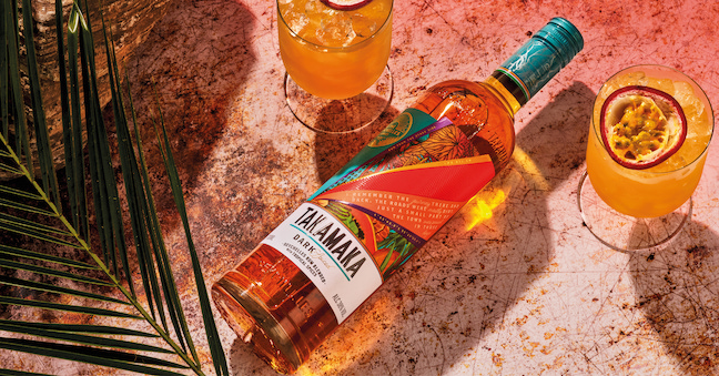Thumbnail for Pearlfisher Redesigns and Celebrates Takamaka Rum's Seychelles Provenance Through Storytelling