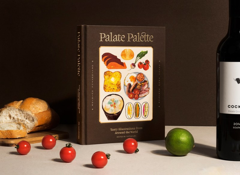 Thumbnail for Palate Palette Is Sure To Wet Your Appetite