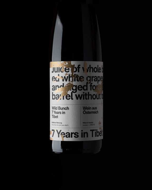 Thumbnail for Wild Bunch by Matthias Warnung Takes Traditional Wine and Makes It Unconventional