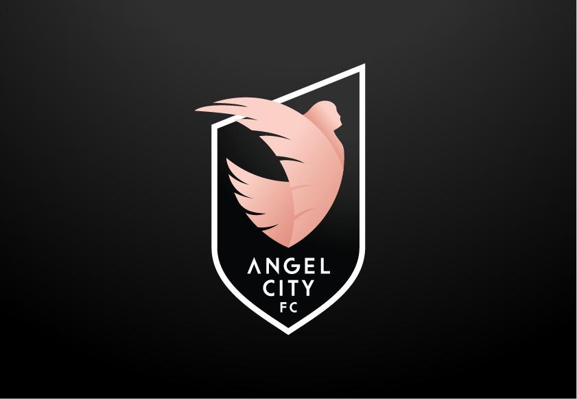 Thumbnail for Amedea Tassinari Designs Angel City FC's New Boundary-Busting Crest