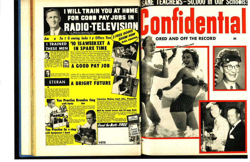Thumbnail for The Daily Heller: What Happens in Confidential Stays in Confidential