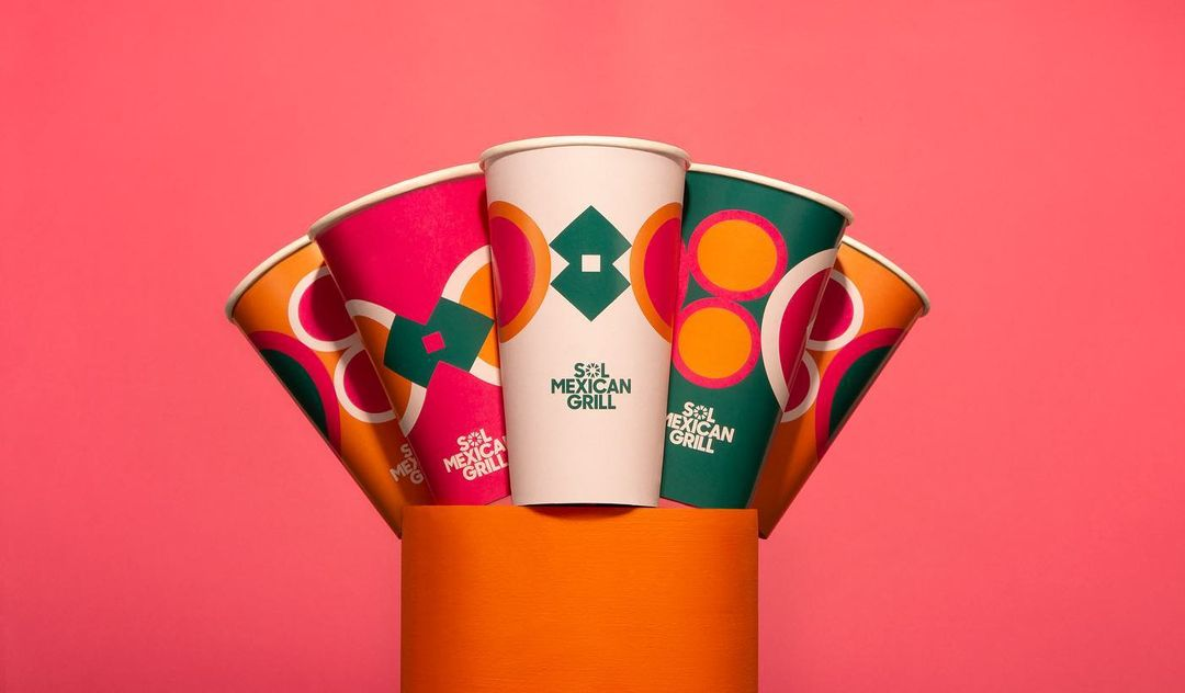 Thumbnail for Here Comes Sol Mexican Grill Branding From Futura