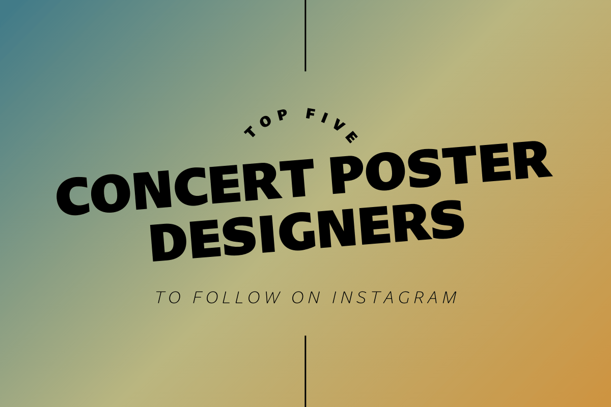 Thumbnail for Top Five Concert Poster Designers To Follow On Instagram