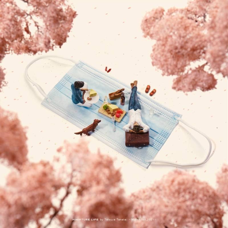 Thumbnail for Miniatures Artist Tatsuya Tanaka Sees the World With Whimsy and Joy