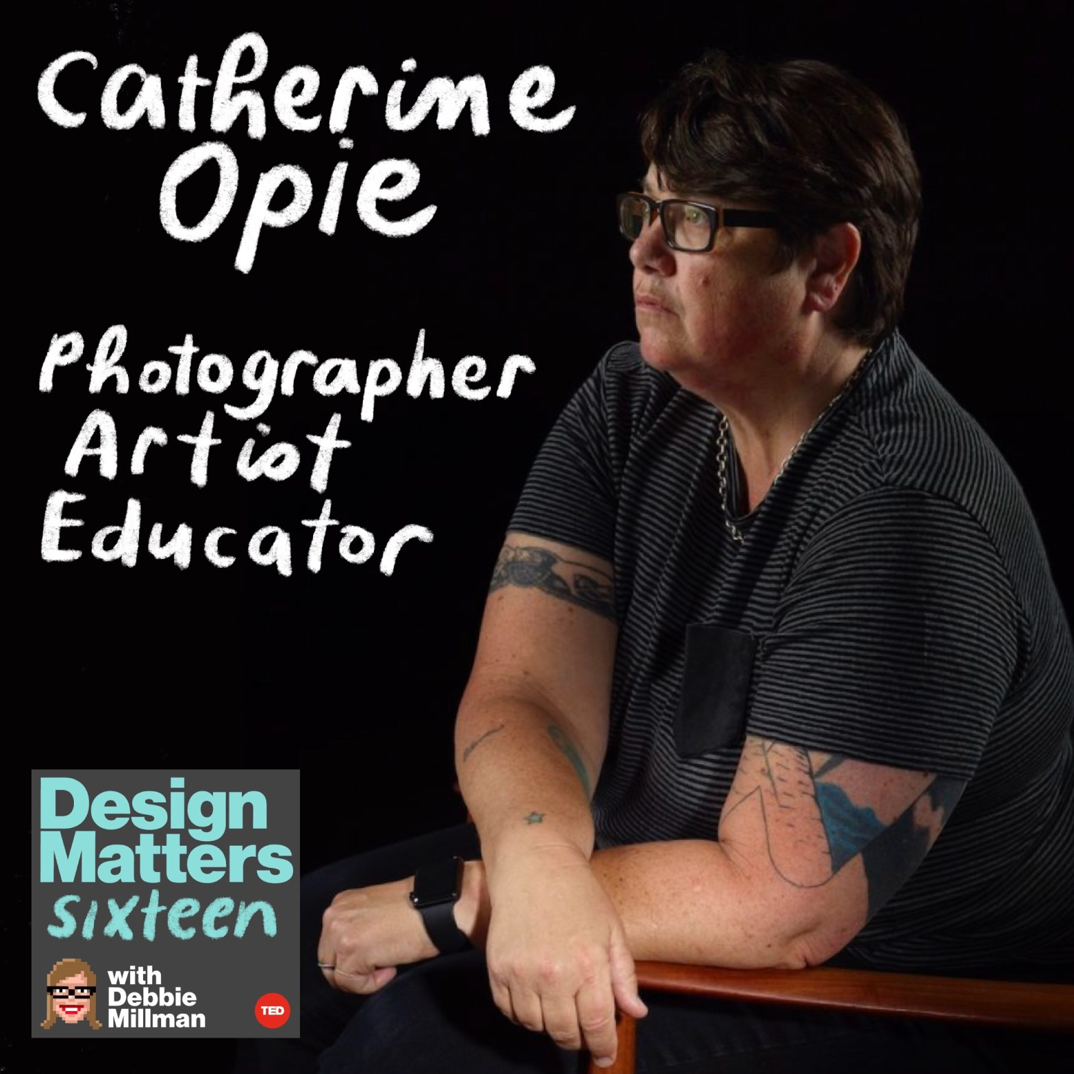 Thumbnail for Design Matters: Catherine Opie