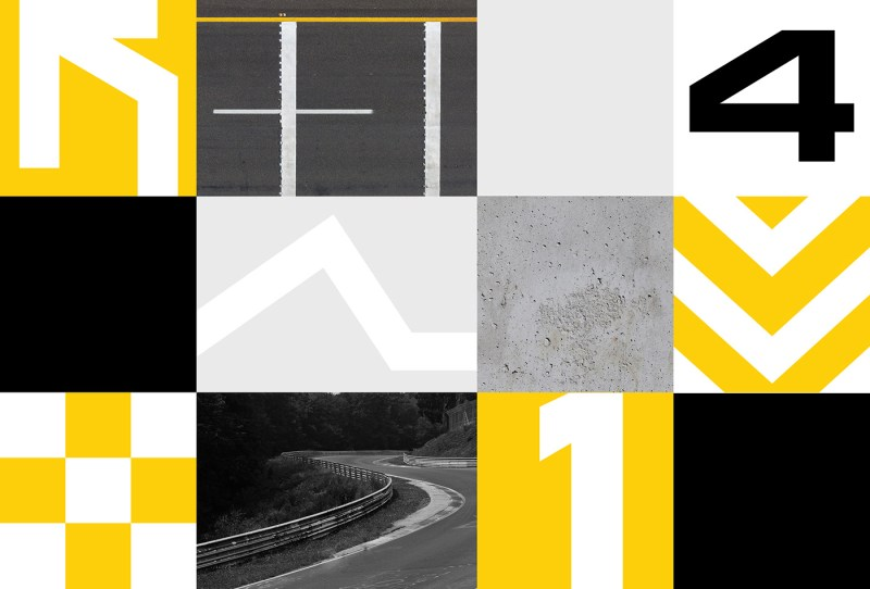 Thumbnail for AK Motorsport's Rebranding By Margo Agency Puts Pantone's 2021 Colors of the Year To Work