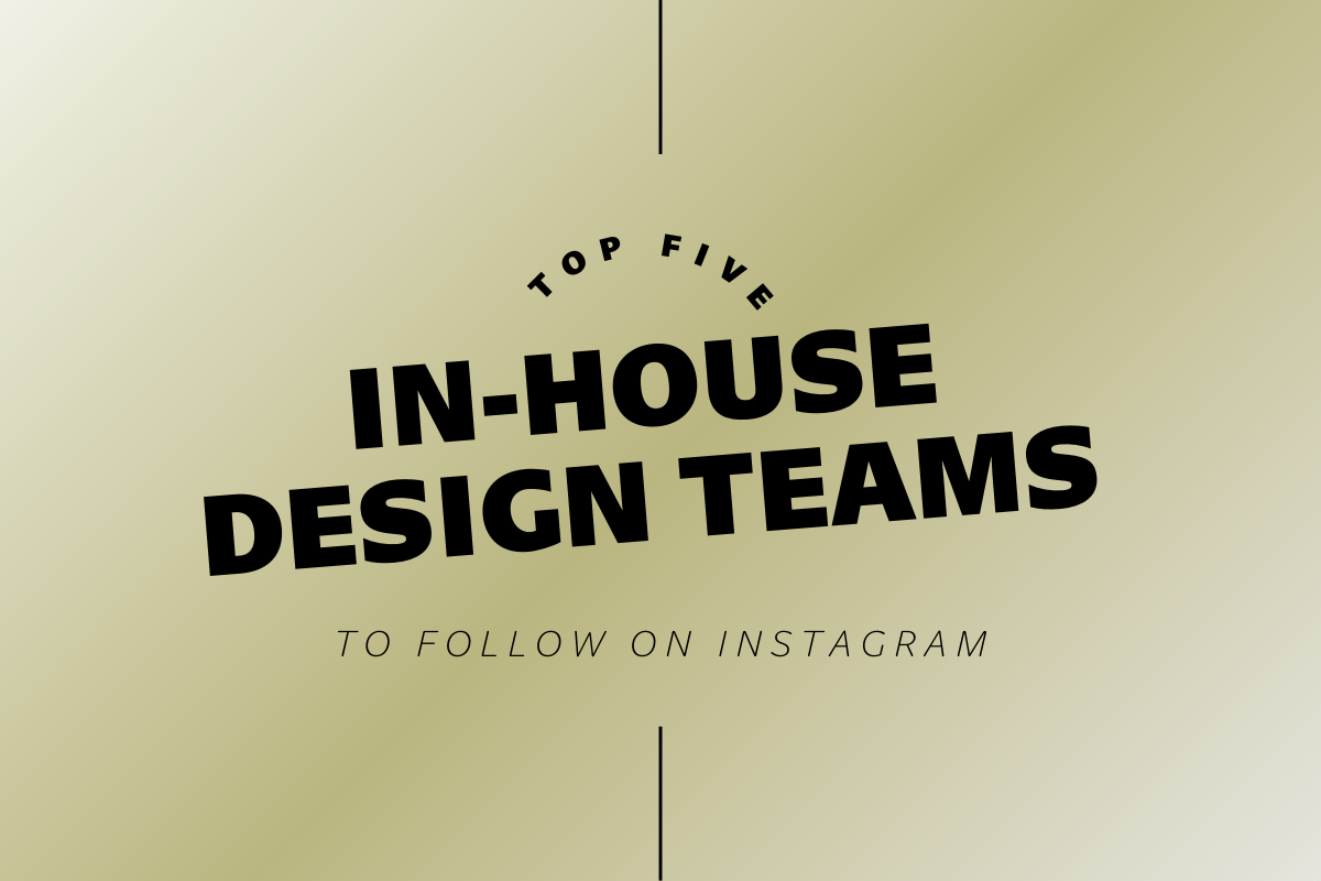 Thumbnail for Top Five In-House Design Teams To Follow On Instagram
