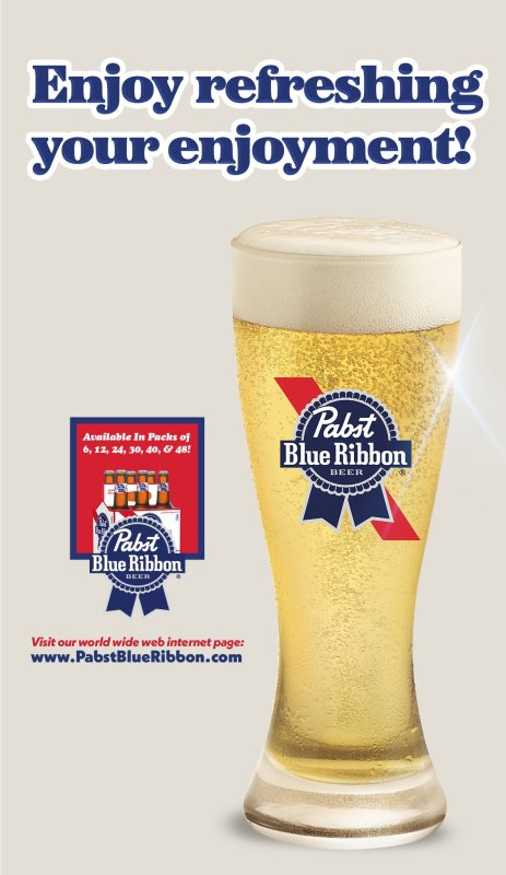 PBR In Home Advertising