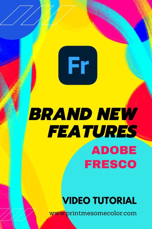 Adobe Fresco Brand new Features for 2021
