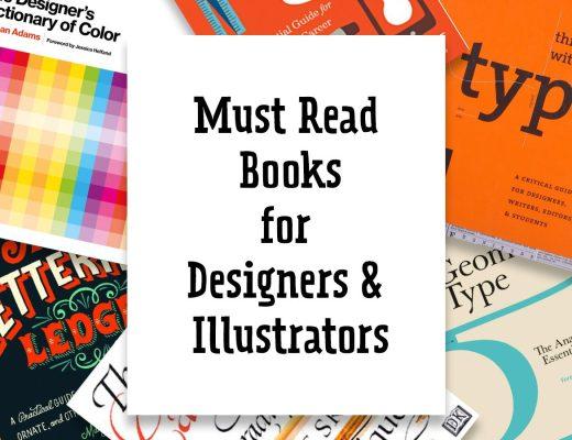 Must read books for Designers/Illustrators in 2021