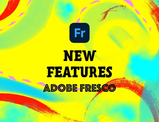 new adobe fresco july 2021 features updates