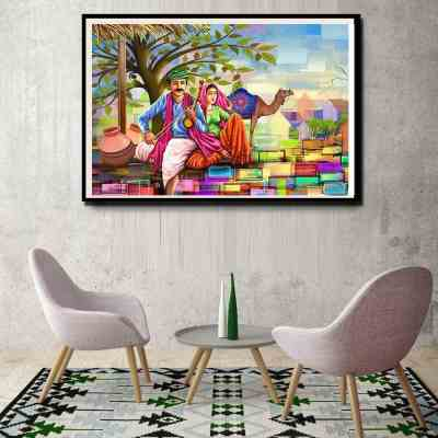 Rajasthan Art Prints