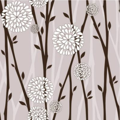 Floral Nature Window Blinds