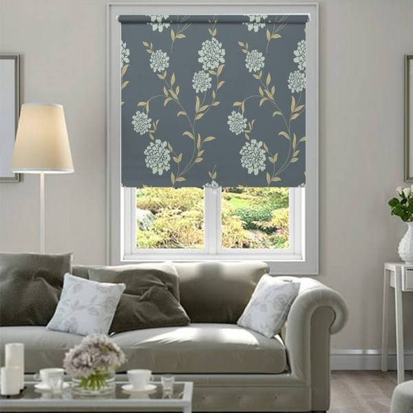 Vintage Floral Colourful Blinds