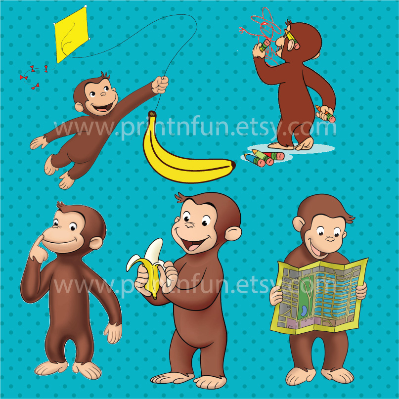 Curious George Background