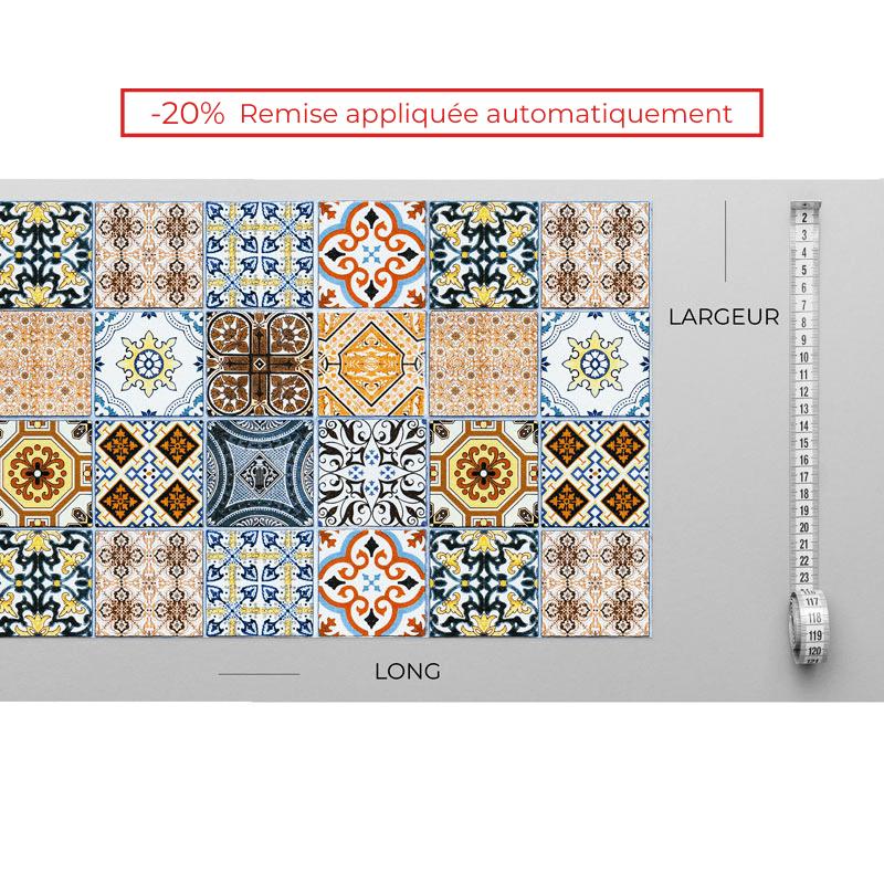 tapis vinyle sur mesure moquette pvc