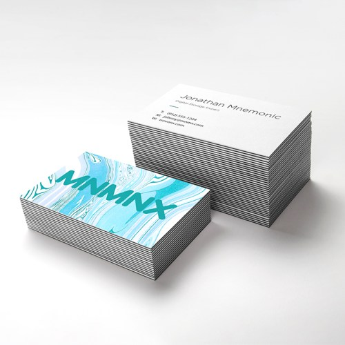Ultra Thick Business cards