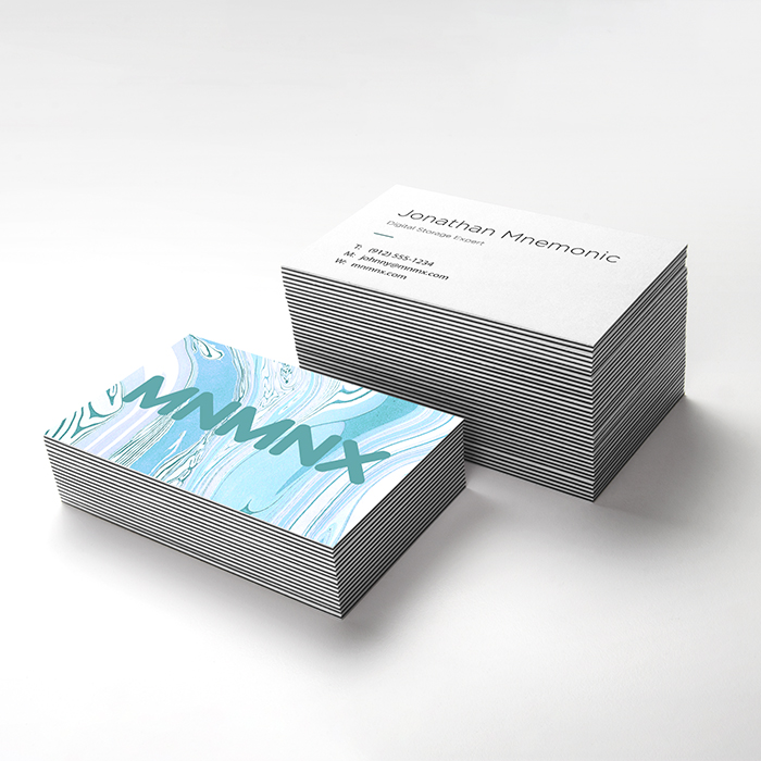 Extra Luxury and Ultra Thick Business cards Print Toronto | Print ...