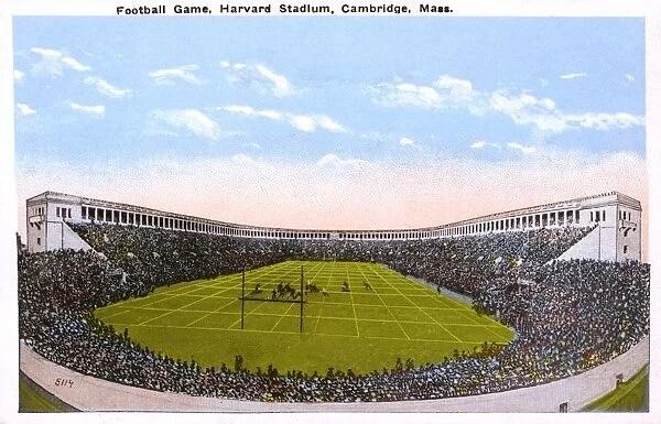 harvard stadium cambridge