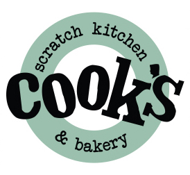 Cook's: Scratch Kitchen & Bakery Logo