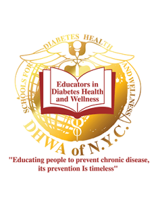 Logo Created for the Diabetes Health And Wellness Academy of N.Y.C.