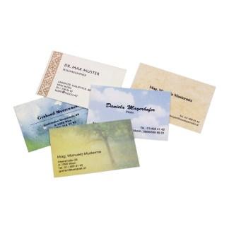 Printshop Landstrasse Visitenkarten