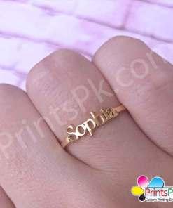 Customized-name-rings